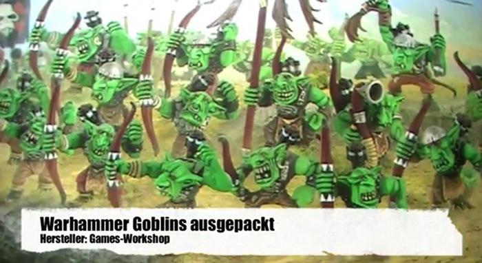 goblins ausgepackt