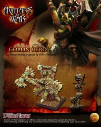 Avatars of War Goblin Hero ausgepackt (Video)