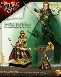 Avatars of War Wood Elf Hero ausgepackt (Video)