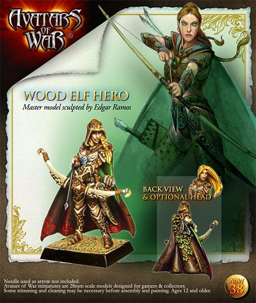 aow wood elf hero