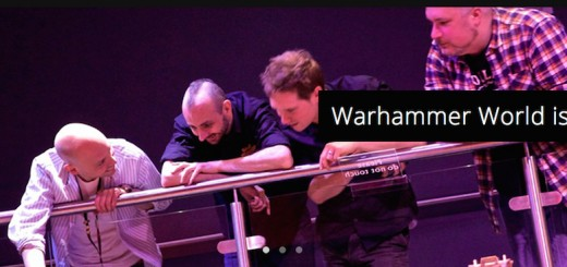 warhammer world opening