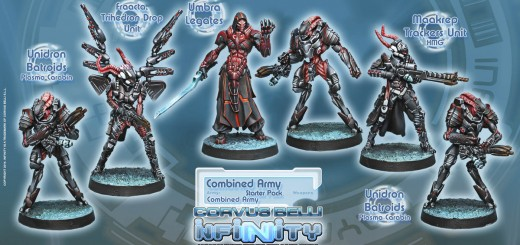 infinity combined army