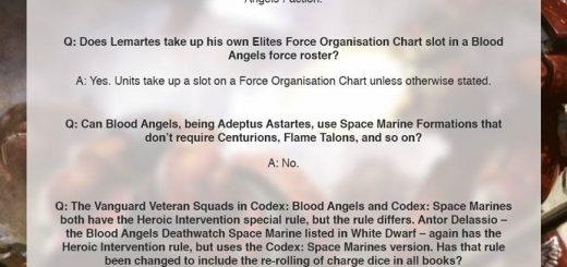 blood angels faq draft