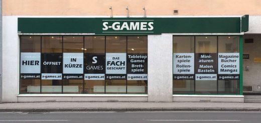 s-games neueröffnung