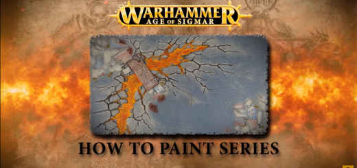 shattered dominion how to paint